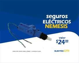 SEGUROS ELECTRICOS NEMESIS