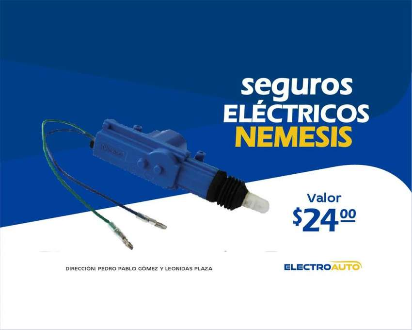 SEGUROS ELECTRICOS NEMESIS 0