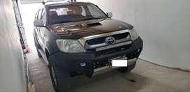 VENDO O PERMUTO Toyota hilux 4x4 SRV 2011 (cuero)