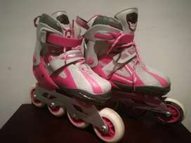 Patines marca Canariam