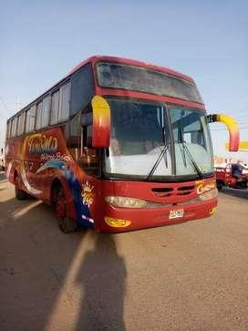 Vendo bus operativo Hyundai carrocería nueva
