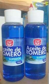 ACEITE DE ROMERO 120ml