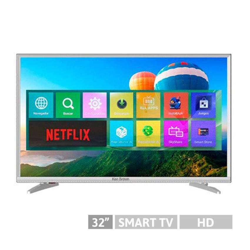 Smart tv Led Ken Brown 32 pulgadas kb32s2000sa Netflix Wi Fi 0