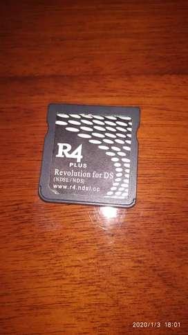 Tarjeta R4 para nintendo