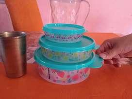 Tupperware hermeticos frutal