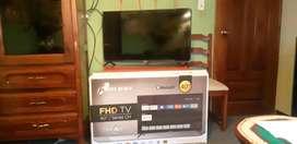 Vendo smart tv riviera 40p...