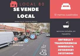 Local comercial en ciudad