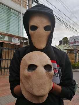 Mascaras Halloween (Varios Diseños)