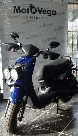 MOTO SCOOTER GUERRERO WEAPON 150 GSL EN OFERTA MOTOVEGA