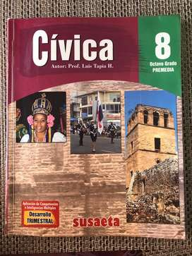 Civica 8th Grado Susaeta