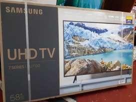 58ru7100 Uhd Samsung Smart Tv 4k Sellado