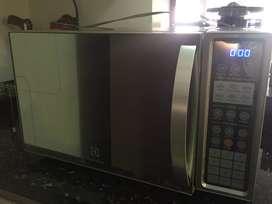 Horno Microondas - Electrolux de 28 Litros Con Grill