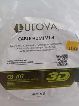 Venta de cable HDMI
