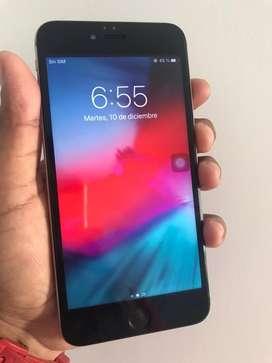 Vendo iPhone 6 pus de 16gb