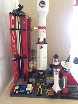 Lego estacion espacial (usado)