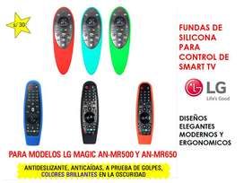 FUNDAS PARA CONTROL MAGIC LG