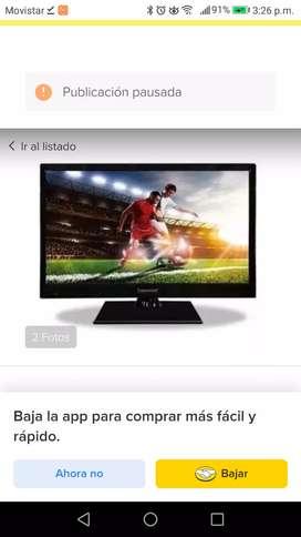 """TV LED HDTV 32"""""""