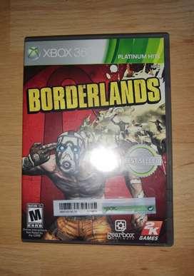 Borderlands para Xbox 360 compatible con one