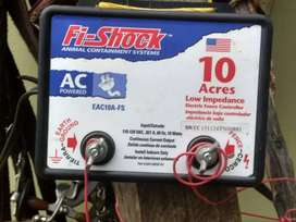 Se vende maquina de corriente  para ganado