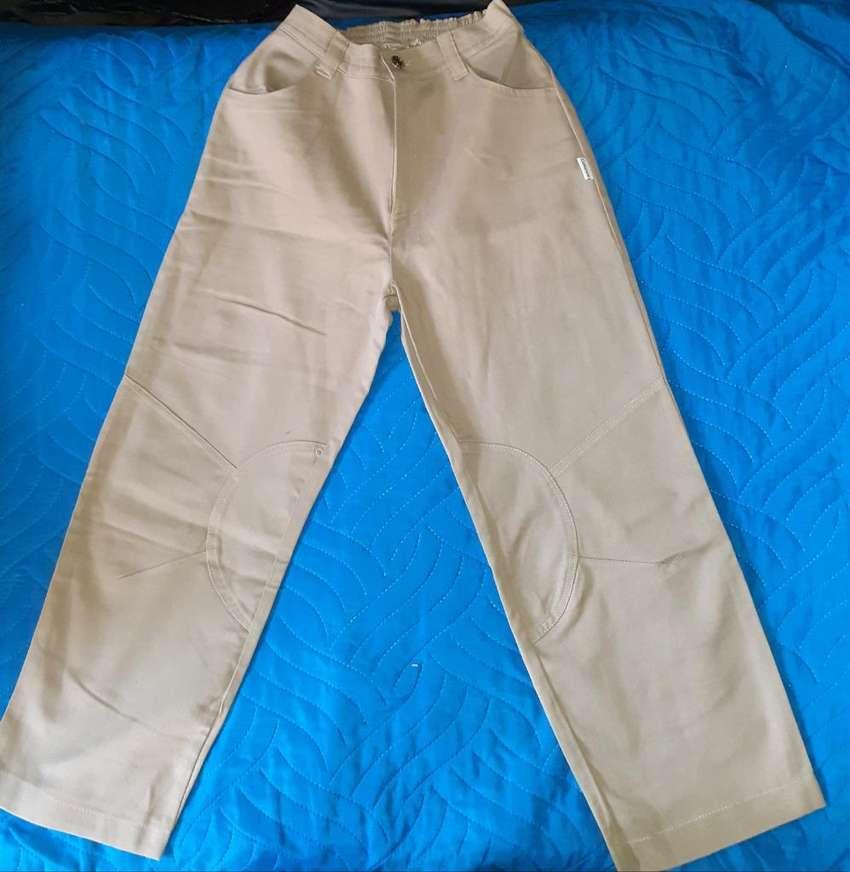 Pantalon Tipo Cargo Niño 0