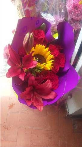 Se necesita florista