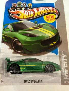 Hot Wheels Lotus Evora Gt4