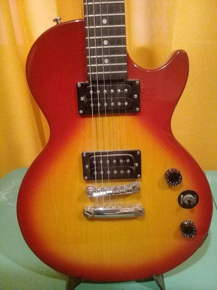 Guitarra Electrica Gibson Epiphone Les Paul Special 2 SV 12.000 0