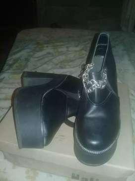 vendo zapatos numero 37