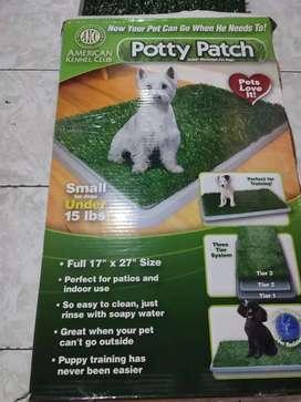 Tapete baño perros