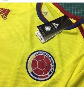 Camiseta seleccion colombia 2022 gama alta calidad top