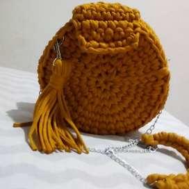 A crochet .