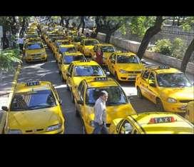Se Vende Chapa de Taxi o se alquila por 12 meses con compra incluida.