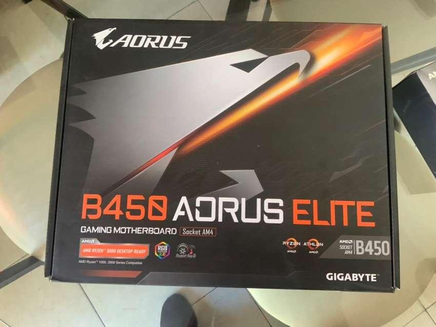 AORUS B450 ELITE (ethernet no funciona) 0