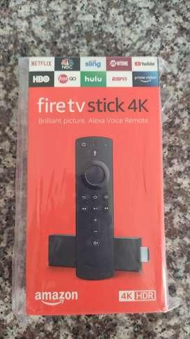 Amazon Fire Stick 4K - TV Box