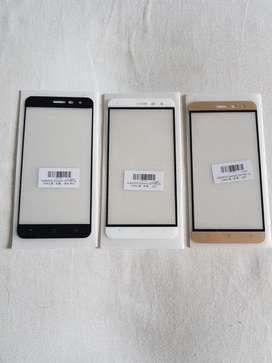 Vidrio 3D Asus Zenfone 3, 3 max, 4, 4 max, 5 selfie pro, 5z, max m2 pro, max m1, live