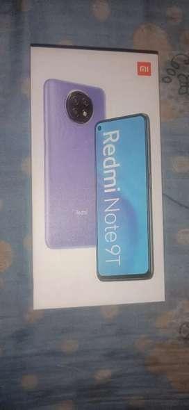 Vendo Xiaomi Redmi note 9T 5G de 128GB
