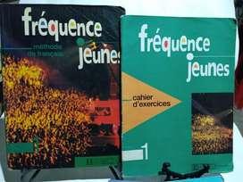 Frequence Jeunes 1 Methode De Francais  Cahier D' Exercices