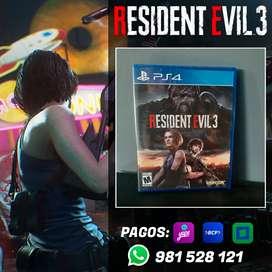 Resident Evil 2 REMAKE PS4 Nuevo Fisico
