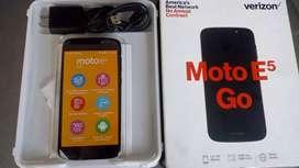 Motorola e5 go NEGOCIABLE