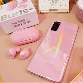 Auriculares Samsung Galaxy Buds + Rosa
