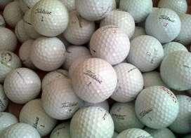 Pelotas Golf Usadas M. Buen Est. Pack 20