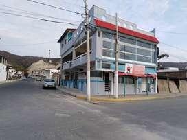 Edificio Hotel Vacacional 560m² 4habitaciones 4locales *salón *vista al Mar