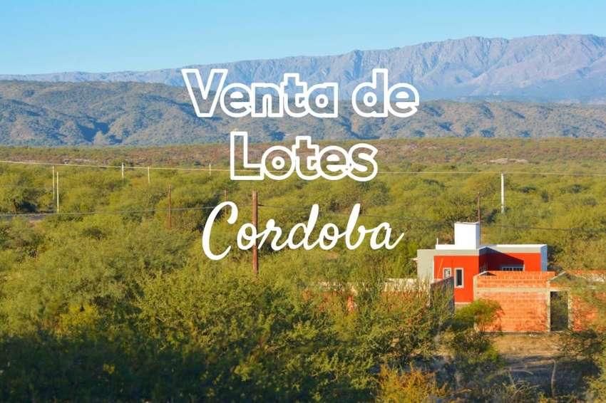 Lotes en Cordoba en venta 100% financiados 0
