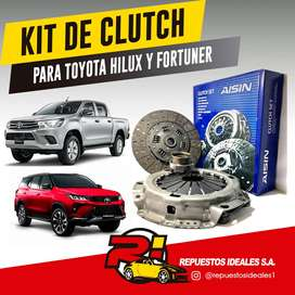 KIT DE CLUTH TOYOYA HILUX VIGO & FORTUNER