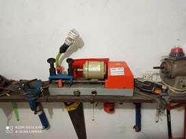 Máquina de hacer llaves
