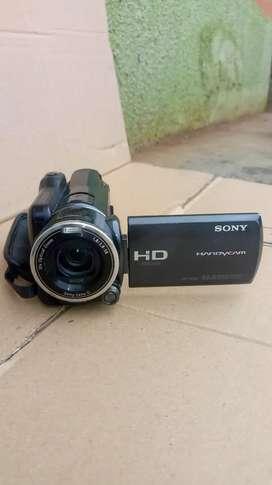 SONY Handycan (HDR-XR 550V)
