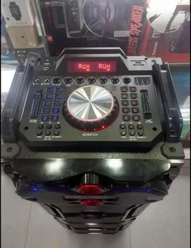 TORRE DJ SONIVOX SONIDO PROFECIONAL