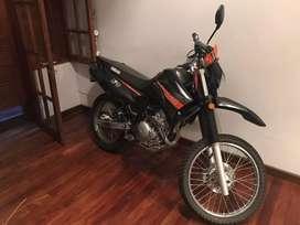 Vendo  y Permuto yamaha xtz 250  por moto de cilindrada mas chica