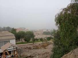 Venta de terreno Huampani