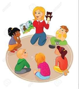 Tecnóloga en Desarrollo Infantil